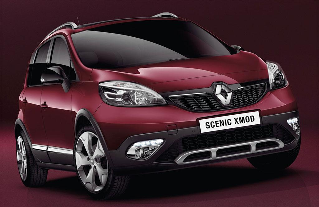 Renault Scenic Xmod 2013MotorsGear | MotorsGear